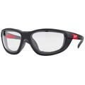 Очки с повышенной защитой Milwaukee 4932471885