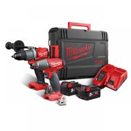Набор инструментов Milwaukee M18 FPP2C2-502X 4933464270