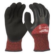 Зимние перчатки Milwaukee с защитой от порезов, уровень 3