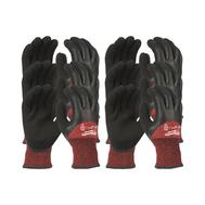 Зимние перчатки Milwaukee с защитой от порезов, уровень 3, 12 пар