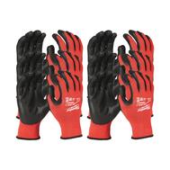 Перчатки Milwaukee с защитой от порезов, уровень 3, 12 штук