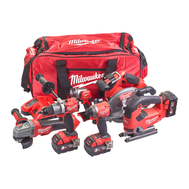 Набор инструментов Milwaukee M18 FPP6D2-503B 4933464918