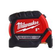 Рулетка магнитная Milwaukee Magnetic Premium 5 м NEW 4932464599