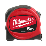 Рулетка Milwaukee SLIMLINE S5/25 5 м 48227706
