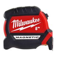 Рулетка магнитная Milwaukee Magnetic Premium 8 м NEW 4932464600