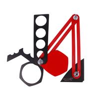 Трафарет плиточника Mechanic TileTEMPLATE