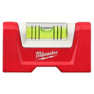 Компактный магнитный уровень Milwaukee Torpedo 4932472122