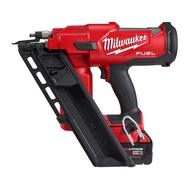 Аккумуляторный гвоздезабиватель с одиночным выстрелом Milwaukee M18 FFNS-502C 4933478302
