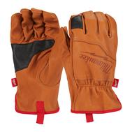 Перчатки кожаные Milwaukee