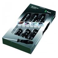 Набор отверток WERA Kraftform Classic 6 предметов WE-031281