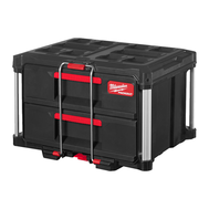 Ящик Milwaukee PACKOUT DRAWER BOX с 2-мя выдвижными отсеками 4932472129