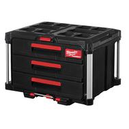 Ящик Milwaukee PACKOUT DRAWER BOX с 3-мя выдвижными отсеками 4932472130