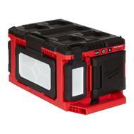 Аккумуляторный фонарь с функцией зарядного устройства Milwaukee PACKOUT M18 POALC-0 4933478120
