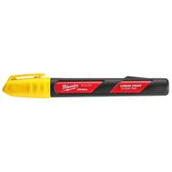 Маркер Milwaukee INKZALL с желтой жидкой краской 48223721