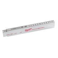 Складной метр композитный Milwaukee 2м 4932459301
