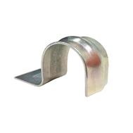 Скоба металлическая для крепления труб 16, 20, 22, 25, 32 мм