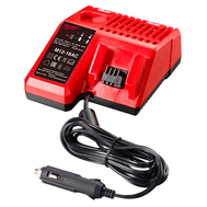 Автомобильное зарядное устройство Milwaukee M12-18 AC 4932459205