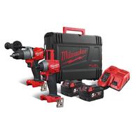 Набор инструментов Milwaukee M18 FPP2A2-502X FUEL 4933464268
