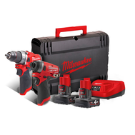 Набор инструментов Milwaukee M12 FPP2A-402X FUEL 4933459808