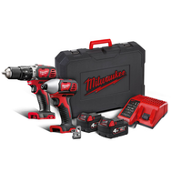 Набор инструментов Milwaukee M18 BPP2C-402C 4933443552