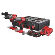 Набор аккумуляторного инструмента Milwaukee M18 FPP2E2-502P 4933471147