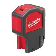 Аккумуляторный лазерный отвес Milwaukee C12 BL2-0 4933416240
