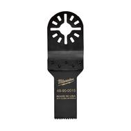 Полотно для мультитул Milwaukee 19 мм для резки древесины и ПВХ 48900015