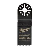 Полотно для мультитул Milwaukee 30 мм для резки древесины и ПВХ 48900030