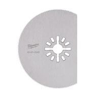 Полотно для мультитул Milwaukee 80 мм для резки металла, дерева, пластика и фибергласса 48900045