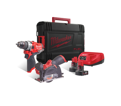 Набор инструментов Milwaukee M12 FPP2F-402X FUEL 4933471681