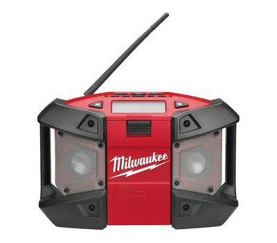 Аккумуляторное радио Milwaukee C12 JSR-0 4933416365