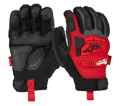 Перчатки Milwaukee с защитой от удара