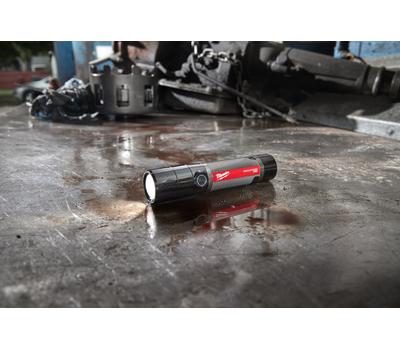Фонарь светодиодный металлический без регулировки фокуса Milwaukee L4 FMLED-201 4933478113