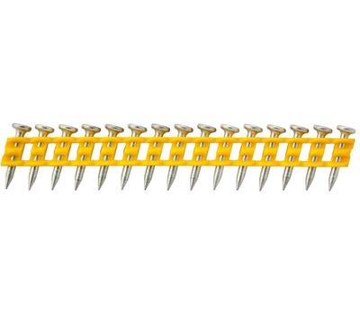 Гвозди по бетону для DCN890 желтые 2.6 x 15 DeWalt DCN8901015
