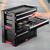 Модуль с двумя отсеками для стеллажа Keter 2 Drawer Tool Chest Set 17199303